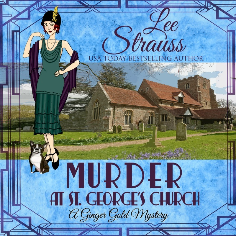 Murder at St. George's Church (Audio)