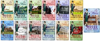 cozy historical fiction book cover