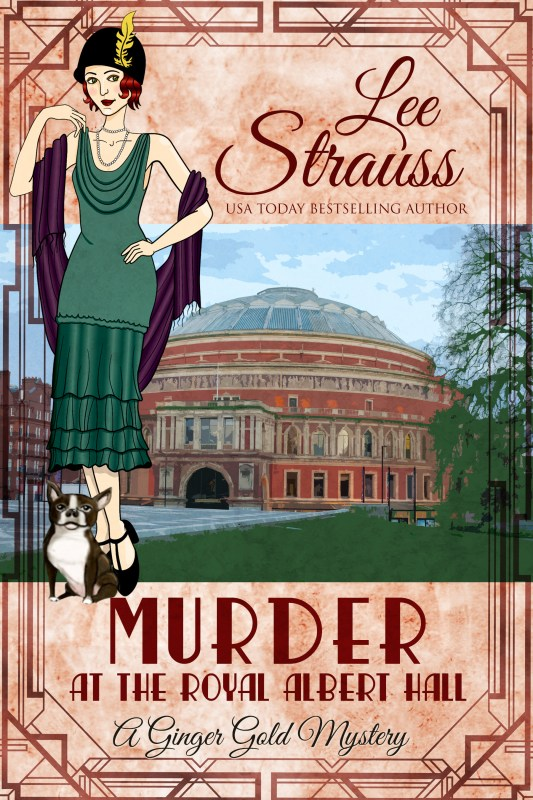 Murder at the Royal Albert Hall