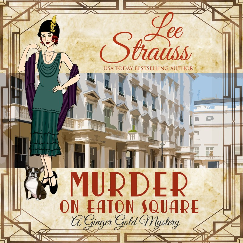 Murder on Eaton Square (Audio)