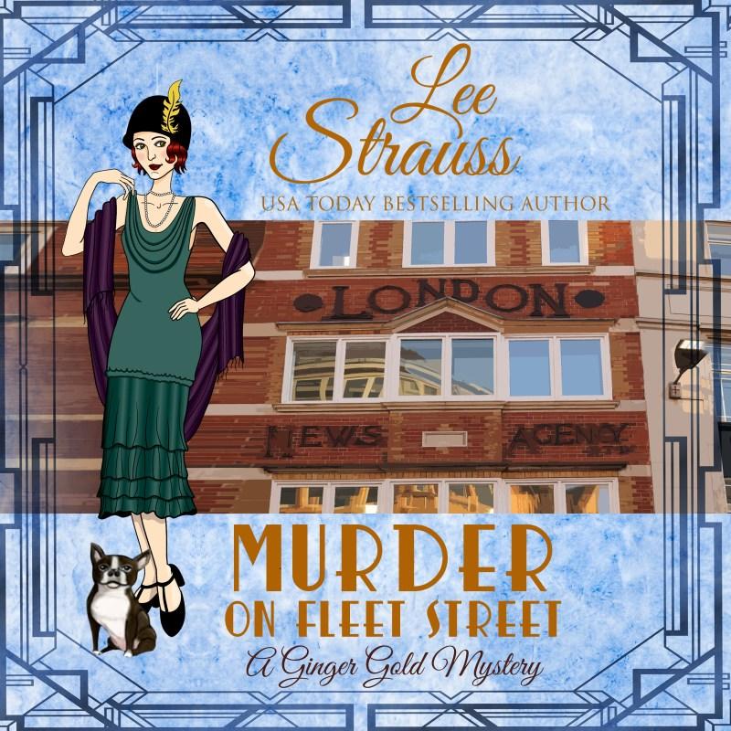 Murder on Fleet Street (Audio)