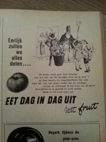 sinterklaas fruit