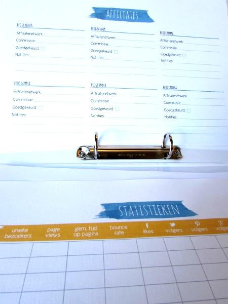 blogaholic blogplanner 1
