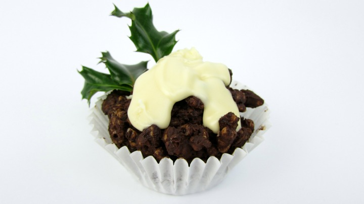 kinder christmas pudding recept blog leesvoer close up
