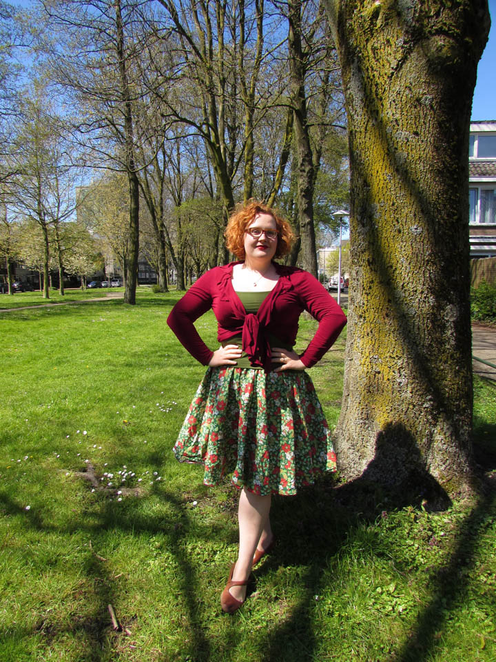 me made may 2016 mmmay16 zelfgemaakt leesvoer dagelijkse vintage looks-1