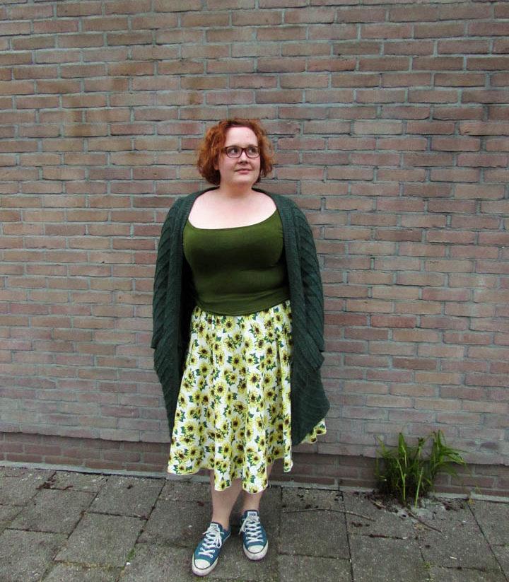 me made may 2016 mmmay16 zelfgemaakt leesvoer dagelijkse vintage looks-3