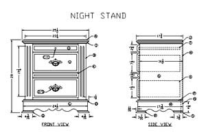 Free Woodworking Plans for Bedroom Furniture from