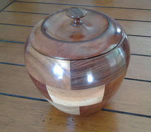 Segmented Wooden Bowl Designs