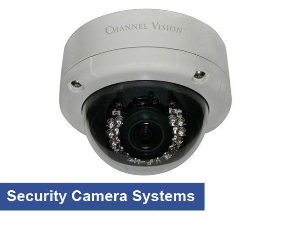 Residential Wireless Security Camera Systems