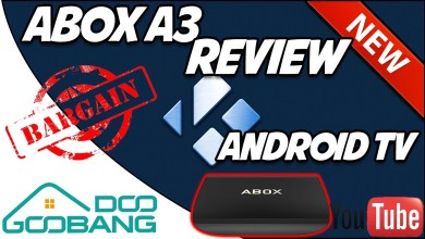 HAVE YOU SEEN THIS ABOX A3 ANDROID TV BOX???? FULL REVIEW