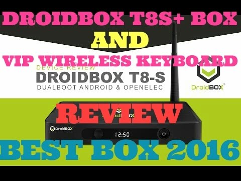 BEST BOX FOR KODI 17.1? CHECK OUT THIS DROIDBOX