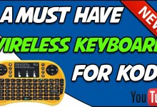 BEST WIRELESS KEYBOARD FOR KODI 2019!!!!