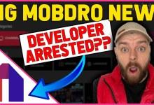 BIG MOBDRO NEWS | Mobdro Developer arrested.......This is BIG!!!