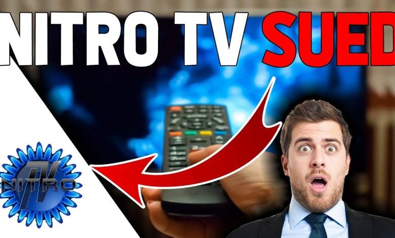 BREAKING NEWS - NITRO TV just got SUED!!! (Streaming News)