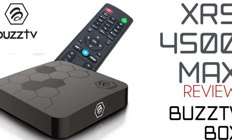 BUZZTV XRS 4500 MAX REVIEW   Here are my thoughts.....