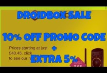 DROIDBOX SALE + EXTRA 5% OFF!!!!!! FREE DELIVERY!!!