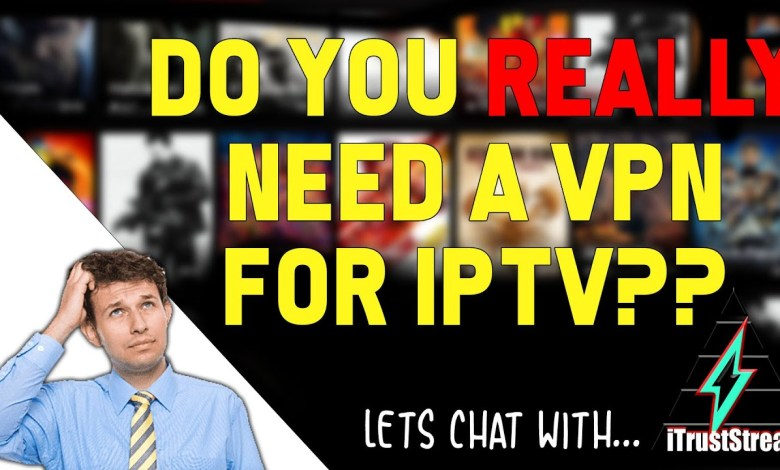 Do you REALLY need a VPN for Streaming ??...... (Featuring iTrustStream)