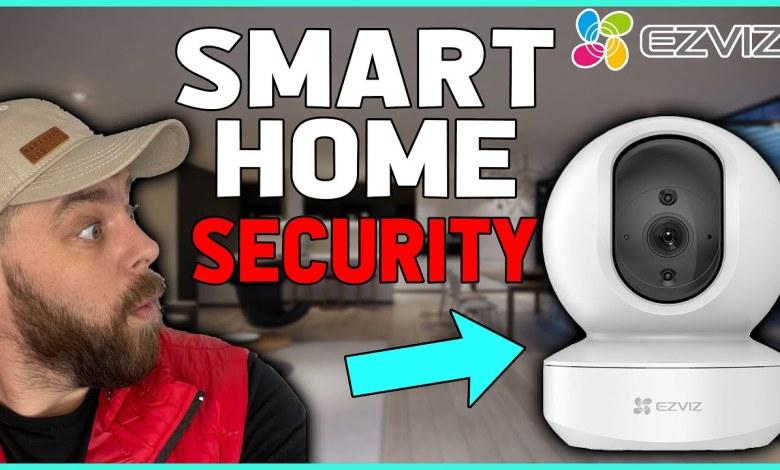 EZVIZ TY1 | Looking for an Indoor Smart Security Camera?