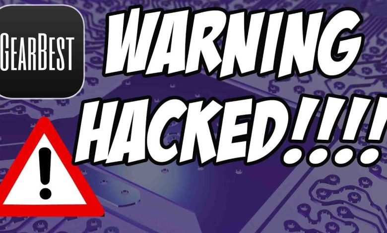 GEARBEST HACKED!!! 280,000 PERSONAL DETAILS EXPOSED!!!!