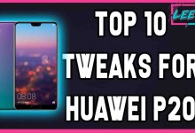 HUAWEI P20 PRO TIPS TRICKS AND TWEAKS - TOP 10 ESSENTIALS!!!