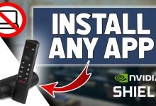 Install ANY app on Nvidia Shield TV 4K (NO PC NEEDED)!!!!!