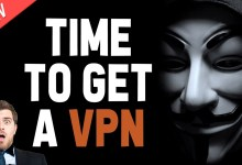 It's time to get a VPN........
