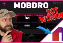 MOBDRO NOT WORKING ⛔ Getting 'Cant load data' error? Here's Why......