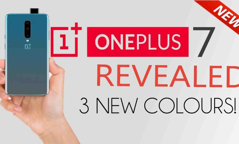 NEW LEAKS OF ONEPLUS 7 (SPECS, RUMOURS AND 3 NEW COLOURS)