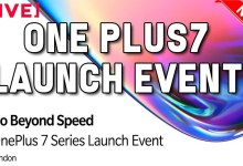 OnePlus 7 Launch Event LIVE REPLAY