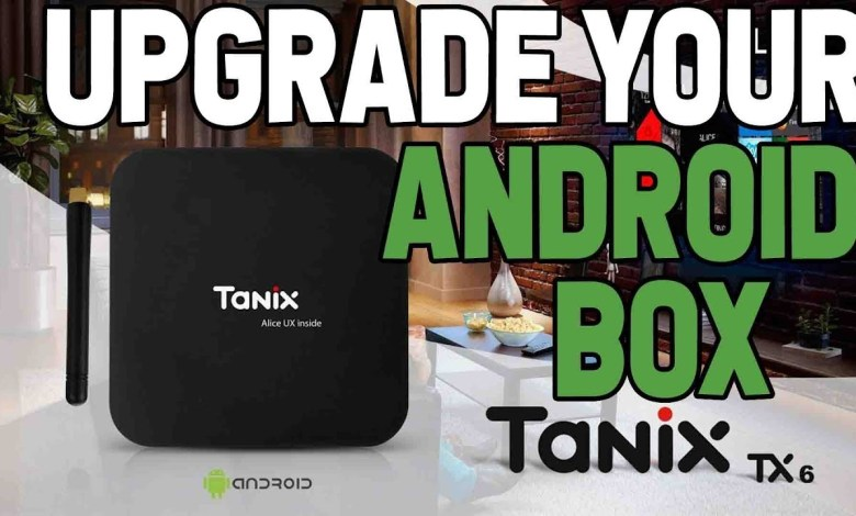 TANIX TX6 REVIEW - BEST ANDROID TV BOX FOR 2019??