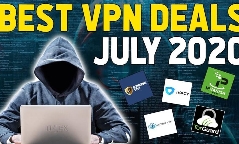 Top 5 BEST VPN DEALS (JULY 2020)