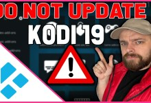 WARNING ⚠ KODI 19 RELEASED ⛔ DO NOT UPDATE.......(Disable Auto Update)