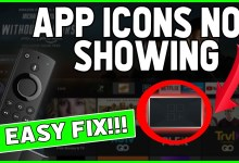 App icons NOT SHOWING on Amazon Firestick 🔨✅ [EASY FIX!!!]