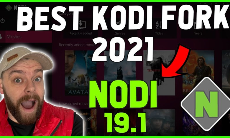 NODI 19.1 RELEASED 🔥 | The Best Kodi 19.1 Fork to use 2021
