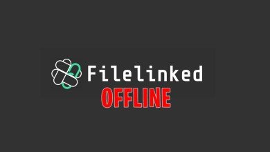 Filelinked not working - code not found