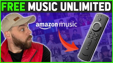 FREE Amazon Music Unlimited on Firestick (or other devices)...... 😱😱