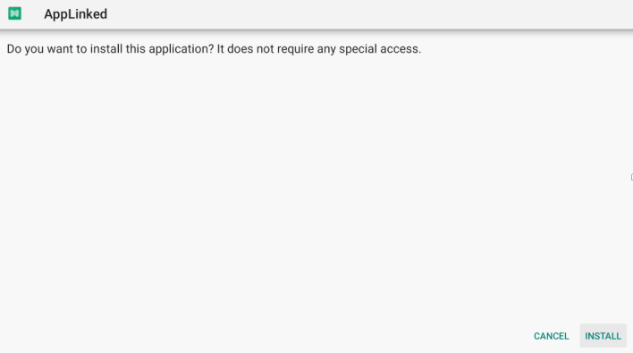 Install Applinked