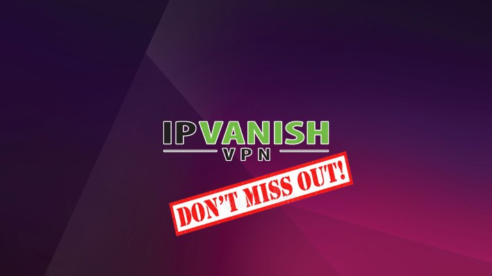 Best ever IPVanish deal