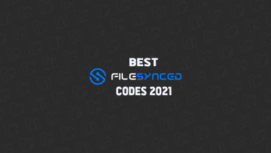 Best Filesynced codes 2021