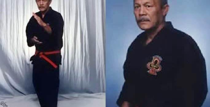 Aloha 'Oe Senior Grand Master Edmund W. Louis
