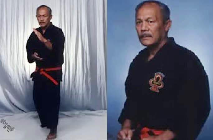 Senior Grand Master Edmund W. Louis