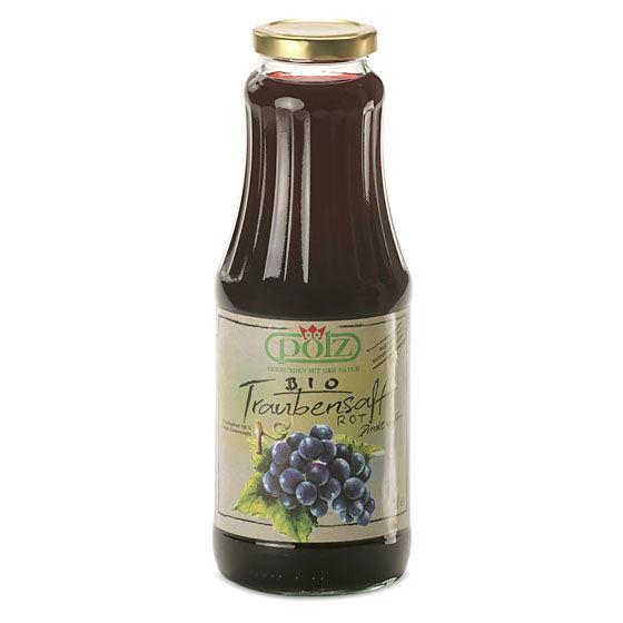 好鮮有機紅葡萄汁1000ml  天天里仁 每一天更安心的選擇