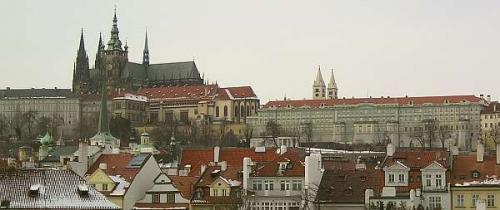 Castello praga