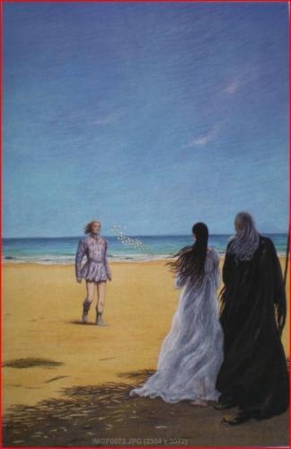 Ferdinando, Miranda e Prospero