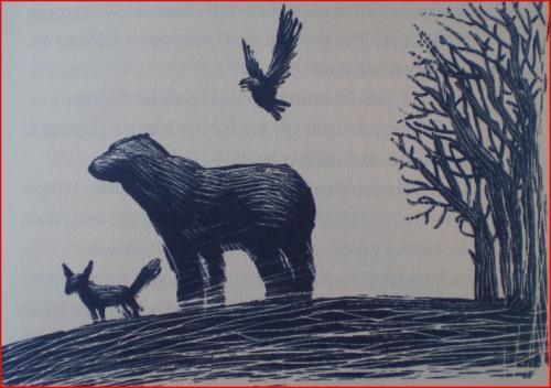 I tre animali-cattura