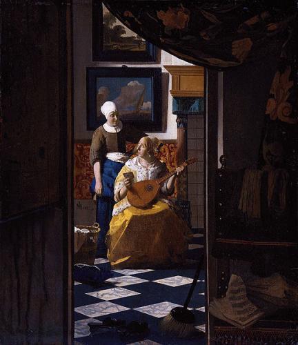 Lettera_Vermeer