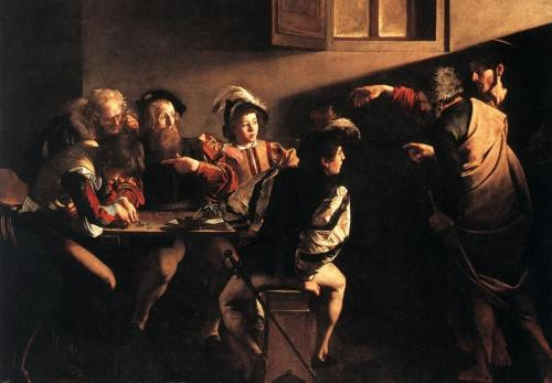 San Matteo_Caravaggio
