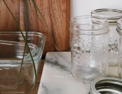 Comment Congeler avec des contenants en verre
