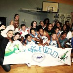 Championne Volley TBB