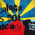 Tee-shirt Maloya is not dead !